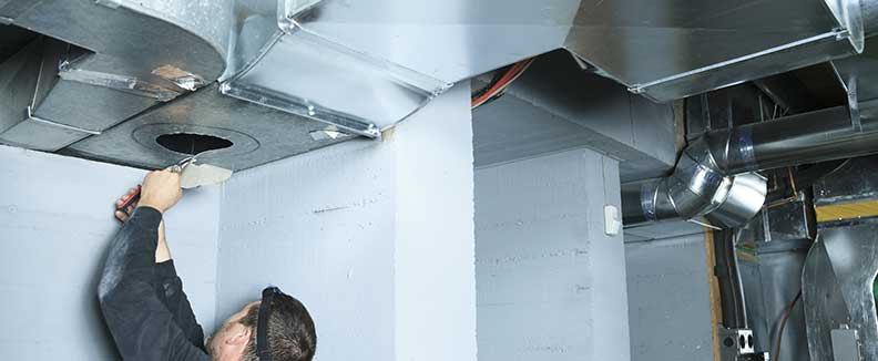 HVAC Duct Repair HVAC Air Duct Sealing Portland OR | All Pro Duct